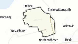 Mapa / Neuenkirchen