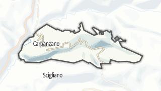 Mapa / Carpanzano