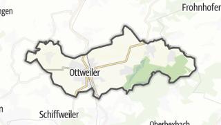 Hartă / Ottweiler