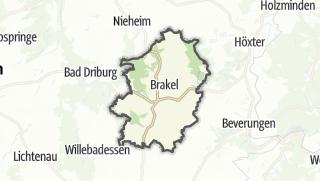 Carte / Brakel