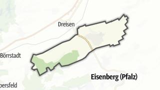 Karte / Göllheim