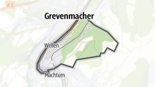 Karte / Wellen