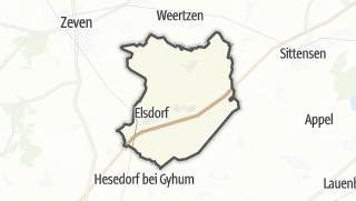 Cartina / Elsdorf