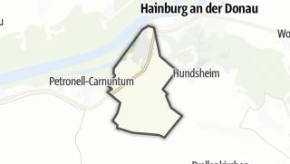 Carte / Bad Deutsch-Altenburg