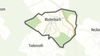 Karte / Kludenbach
