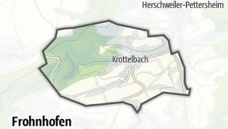 Karte / Krottelbach
