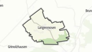 地图 / Langenmosen