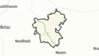Cartina / Hörgertshausen