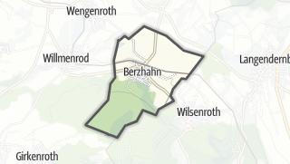 Mapa / Berzhahn