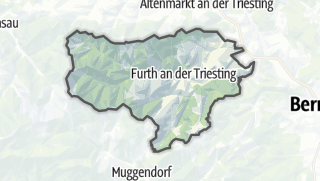 מפה / Furth an der Triesting
