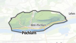 Cartina / Klein-Pöchlarn