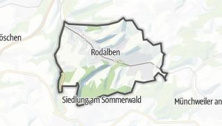 Karte / Rodalben