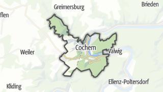 Karte / Cochem