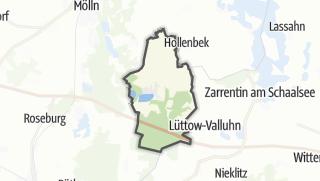 地图 / Gudow