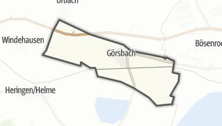 Mapa / Görsbach
