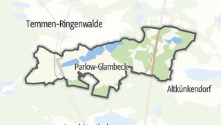 地图 / Friedrichswalde