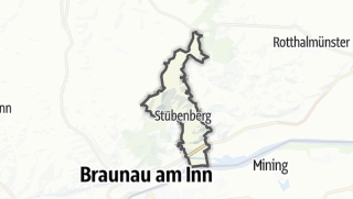Mapa / Stubenberg