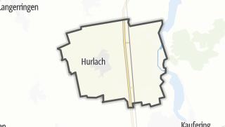 Mapa / Hurlach