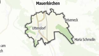 Cartina / Helpfau-Uttendorf