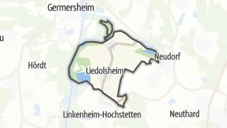 地图 / Dettenheim