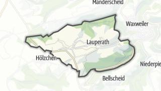 Karte / Lauperath