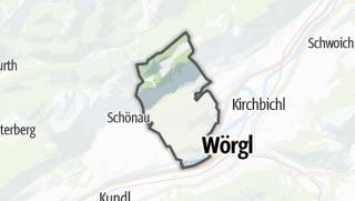 מפה / Angerberg