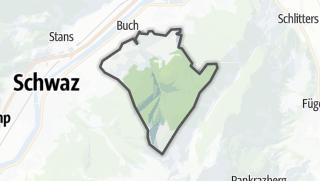 Karte / Gallzein