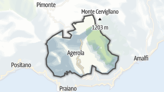 地图 / Agerola