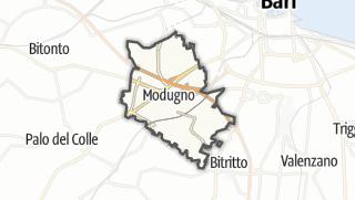 Térkép / Modugno