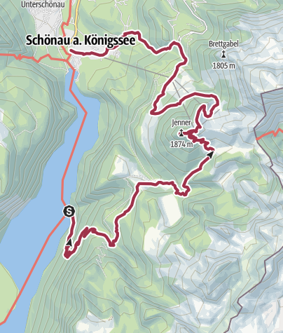 Kessel - Jenner - Schoenau -- Landschaftliches Highlight für ...