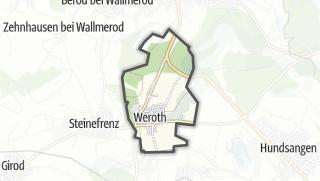 Cartina / Weroth