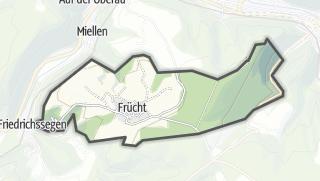 Cartina / Frücht