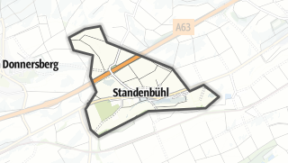 Cartina / Standenbühl