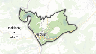 Karte / Dasburg