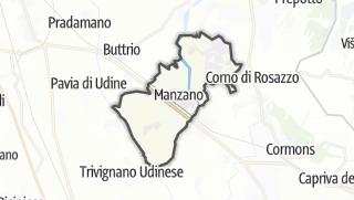 מפה / Manzano