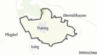 Mapa / Thaining