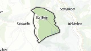 Karte / Stahlberg