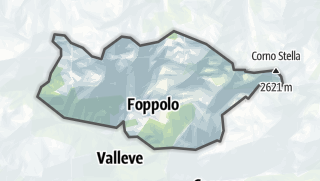 Hartă / Foppolo