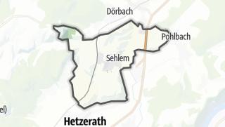 Mapa / Sehlem