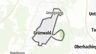 Karte / Grünwald