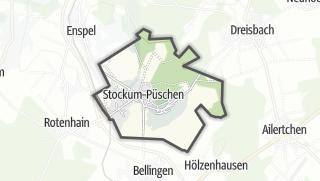 Cartina / Stockum-Püschen