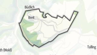 Mapa / Breit