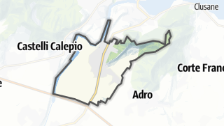 מפה / Capriolo