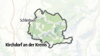 地图 / Oberschlierbach