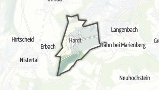 Mapa / Hardt