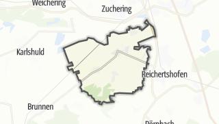 Mapa / Karlskron