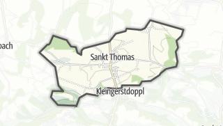 地图 / Sankt Thomas