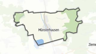 Cartina / Münsterhausen