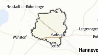 Karte / Garbsen
