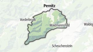 地图 / Waidmannsfeld